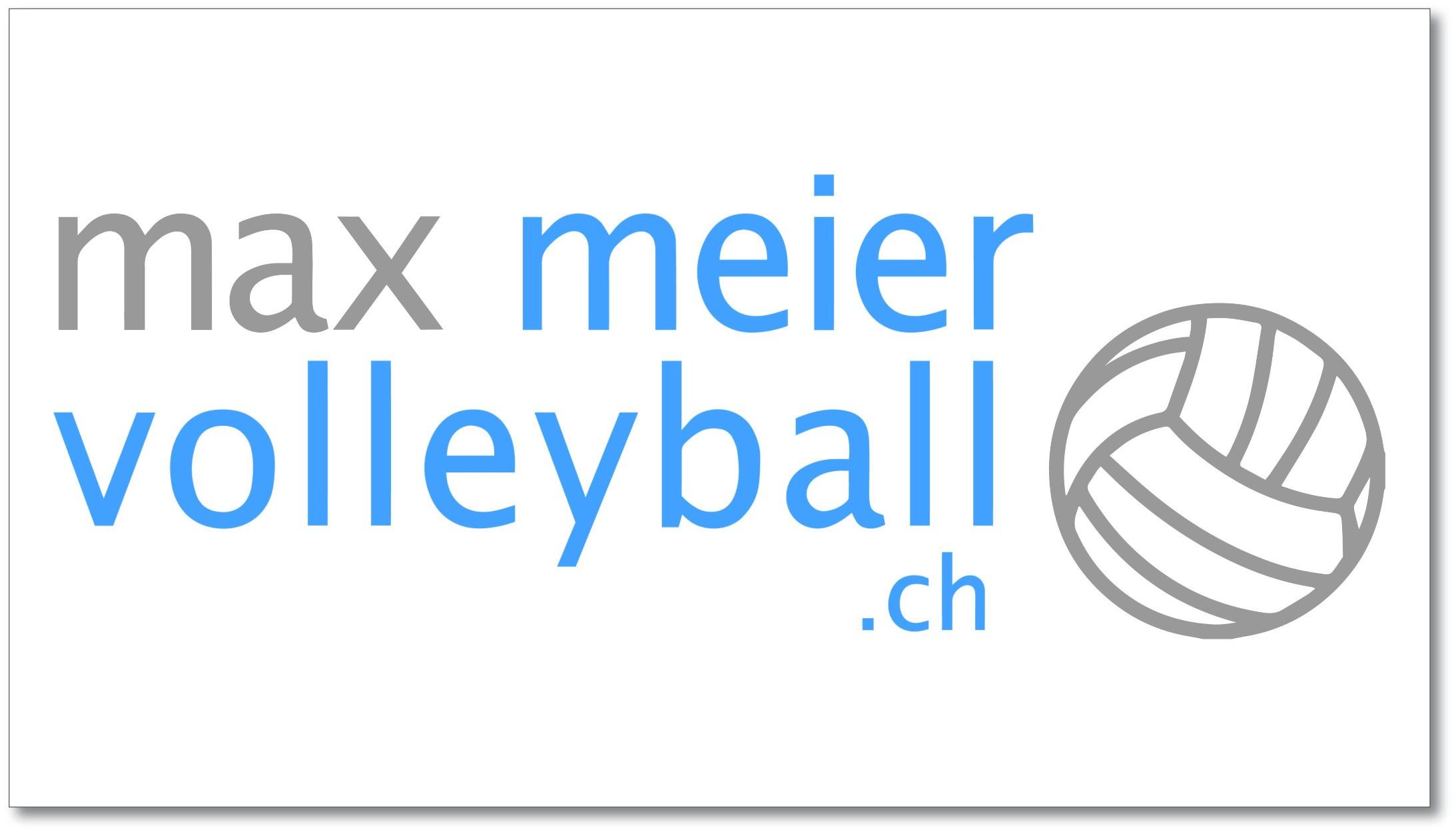 Max Meier Volleyball